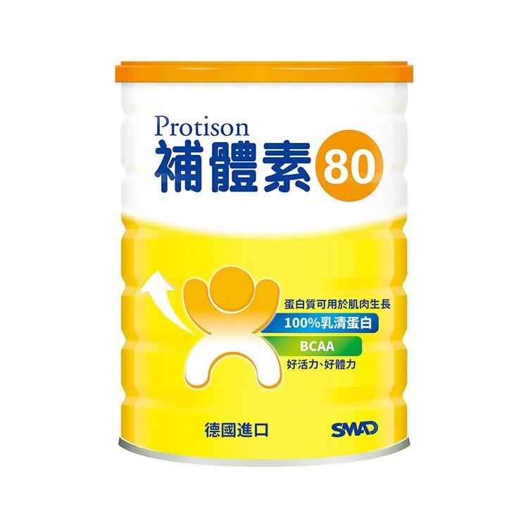 銀髮族、老人補體素80乳清蛋白質輔助食品